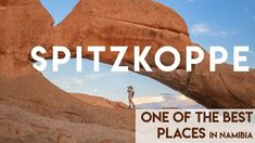 This is the best campsite ever! In Spitzkoppe, Namibia. Click to check! I know you will love it! Campsite, The Good Place, Good Things, Places, Check, Travel, Camping, Viajes, Destinations