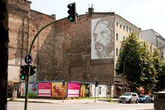Vhils #rexmonkeyblog #streetart