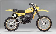 1981YZ125.