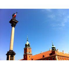 Plac Zamkowy, Warszawa Castle Square, Warsaw 3 maja, 3th May