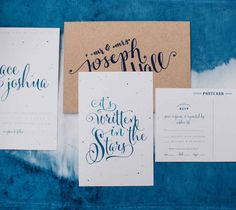 wedding invites inspired by the moon and stars  Magical, Astronomy Inspired Shoot | WeddingDay Magazine