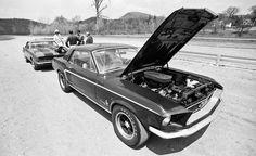 1968 Z28 & Mustang