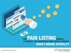 We provide a paid listing service - more commonly known as pay-per-click (PPC)…