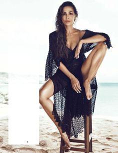 Malaika Arora For GQ India Magazine October 2017
