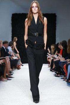 Vera Wang Ready To Wear Spring Summer 2015 New York - NOWFASHION