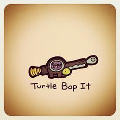 Turtle Bop It - @turtlewayne- #webstagram