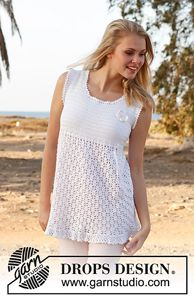 Crochet Summer Tops for Women of All Sizes: 15 Free Patterns - moogly