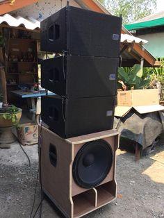 line array Trolly , for 4 pcs Dj Speakers, Woofer Speaker, Speaker Plans, Audio Amplifier, Audiophile, Subwoofer Box Design, Speaker Box Design, Container Company, Sound Stage