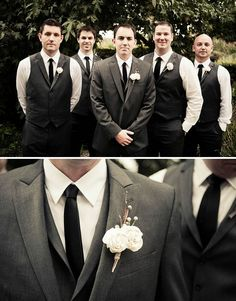 like the groomsmens outfit- maybe something like this for J?