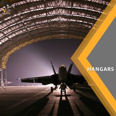 Our Aircraft Hangars can be custom designed and manufactured in a range of sizes. We can design: • Helicopter Hangars • Large Aircraft Hangars, to accommodate a plane as big as the Boeing 747-400 • Light Aircraft Hangars • Wide Spanning Hangars to accommodate more than one aircraft • Military Specific Hangars