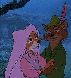 *MAID MARIAN & ROBIN ~ Robin Hood, 1973