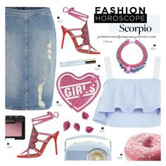 """""""What's Your Style Horoscope?"""" by palmtreesandpompoms ❤ liked on Polyvore featuring New Look, Calvin Klein, Topshop, Malone Souliers, Marc Jacobs, NARS Cosmetics, Miss High & Low, fashionhoroscope and stylehoroscope"""