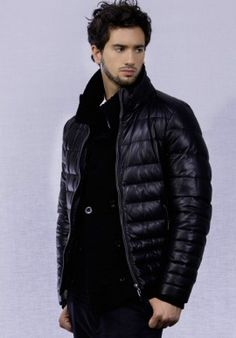 Quilted jacket - Nappa/Black BUY IT NOW ON www.dezzy.it!