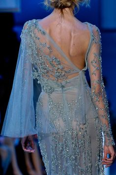 Elie Saab Couture Fall 2011.