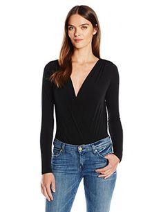BCBGeneration Women's Long Sleeve Body Suit - http://www.darrenblogs.com/2016/11/bcbgeneration-womens-long-sleeve-body-suit/