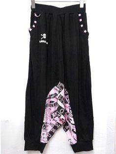 Photo Sarrouel Pants. Available at; http://www.cdjapan.co.jp/apparel/index.html