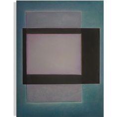 """""""Z.T. (winter)"""" 100 x 075 cm  oil on linen  2009"""