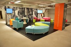 Our High Brights on display at #NeoCon2014!