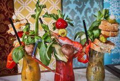 Café21 Best Bloody Marys SD