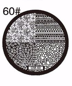 Doinshop New DIY Nail Art Manicure Template Image Stamp Stamping Plates >>> Find out more about the great product at the image link. (This is an affiliate link and I receive a commission for the sales) Nail Art Diy, Diy Nails, Manicure, Uv Gel Nails, Gel Nail Polish, Nail Polishes, Bright Nail Art, Nail Art Images, Image Stamp