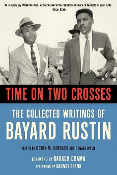 I Must Resist: Bayard Rustin's Life in Letters | Books Worth Reading |  Pinterest | Books
