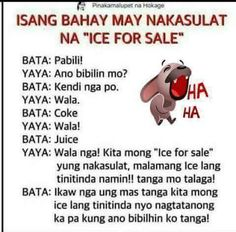 Arts And Crafts Hobbies Key: 8300483079 Pinoy Jokes Tagalog, Tagalog Quotes Patama, Memes Pinoy, Tagalog Quotes Hugot Funny, Pinoy Quotes, Tagalog Love Quotes, Filipino Funny, Filipino Quotes, Miss You