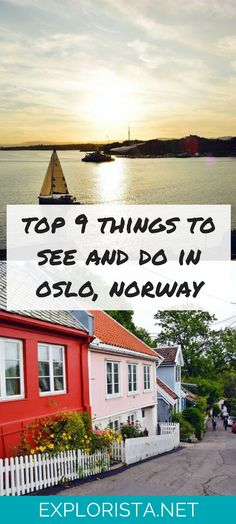9 things you must see and do when traveling to Oslo, Norway! Travel tips from Explorista