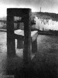 Magdalena Jetelova Chair 1981