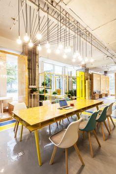 matoffice · Yuanyang Express We+ Co-working Space