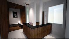 3D Hotel reccepcion - Nordic Hotel