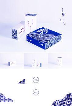 Student: Tai Yan Yu - Kinmen sea salt specialty packaging — The Dieline - Branding & Packaging