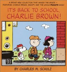 It's Back to School, Charlie Brown! (Peanuts Classics): Charles M. Schulz: 9780345452832: Amazon.com: Books