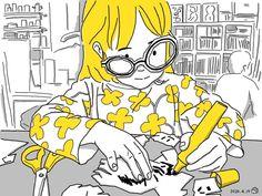 いいねされました / Twitter Bart Simpson, Illustrator, Snoopy, Twitter, Fictional Characters, Fantasy Characters, Illustrators