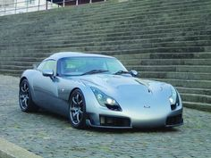 TVR Sagaris and now TVR are on the way back to life.
