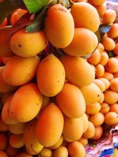 1000 images about exotic fruits on pinterest exotic for Ambarella cambodian cuisine