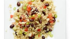 Energy-Revving Quinoa | This meatless meal of Energy-Revving Quinoa keeps you energized between meals or after a workout.