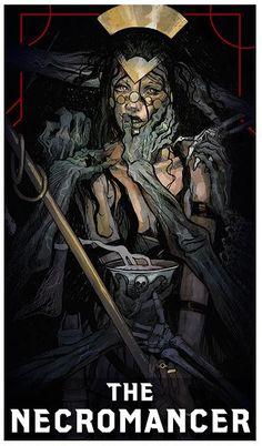 Dragon Age Inquisition Multiplayer - The Necromancer