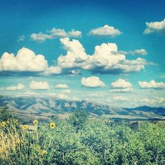 A rather romanticized view of Pocatello