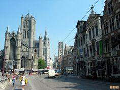 Belçika,Ghent