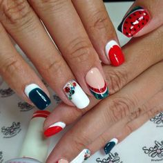 #NailProCare Summer Watermelon with Somfis Nail Polish! www.nailprocare.gr