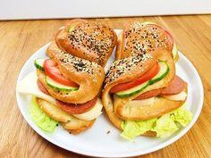 Poğaça Tarifi(Cepli sandvic sekliyle kolay ve lezzetli)-Hatice Mazi - YouTube