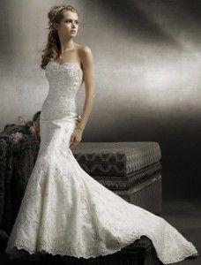 Wedding dress http://www.dressity.com/mermaid-wedding-dresses/