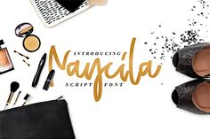 Naycilla Script Font Demo is version of Naycila font by Holis Majid. This font is a result woman's lovely handwriting Script Typeface, Modern Script Font, Cursive Fonts, Script Lettering, Handwriting Fonts, Modern Fonts, Calligraphy Fonts, Typography, Swirly Fonts