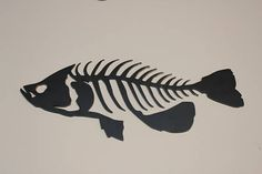 This is a high-quality 14ga steel Crappie cutout. This piece looks great in the office, cabin, man cave, or anywhere you want to show it off. This Crappie measures 15x7 and comes with a natural bare finish. You can protect your metal art from rusting by coating it with colored or clear