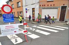 Gent plant drie nieuwe schoolstraten in 2015. Het Nieuwsblad