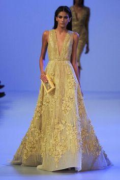 Elie Saab Spring/Summer 2014 Haute Couture - Parigi