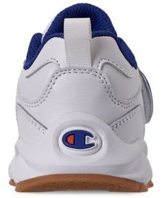 4366f14c8907 Champion Toddler Boys  93Eighteen Athletic Training Sneakers from Finish  Line - White 9