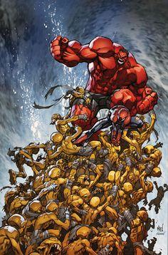 Avenging Spider-Man - Marvel Cover artwork.....................