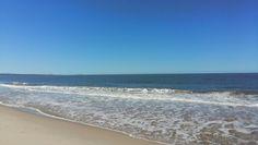 Paz en la playa de Parque del Plata!!