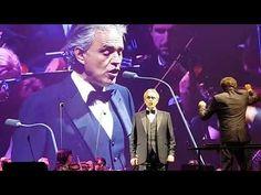 (48) Andrea Bocelli: Donna non vidi mai - YouTube2017.11.25.-Andrea Bocelli in Budapest Papp László Budapest Sportaréna)